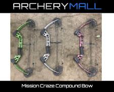 Mission Craze Compound Bow