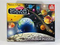 Melissa & Doug Solar System 2 Ft X 3 Ft Kids Floor Puzzle 48pcs Complete