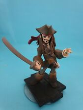 JACK SPARROW  Disney Infinity Figure PS3/360/WII/3DS - FAST POST