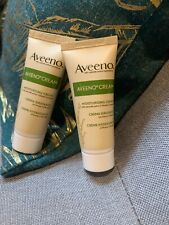 AVEENO 15ml sample size tubes X 2 brand new