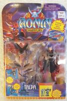Ronin Warriors - CALE / TALPA Action Figure - 1999 Playmates with FACTORY ERROR