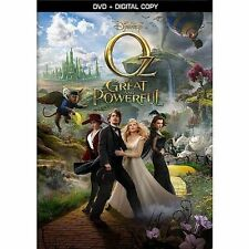 Oz The Great and Powerful 0786936834505 With James Franco DVD Region 1