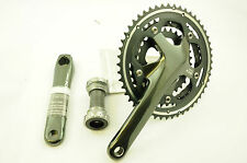 SHIMANO 105 5603 TRIPLE CHAINSET 50/39/30 GREY 172.5mm WITH BOTTOM BRACKET SET
