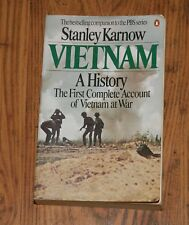 Vietnam : A History by Stanley Karnow (1984, Paperback)