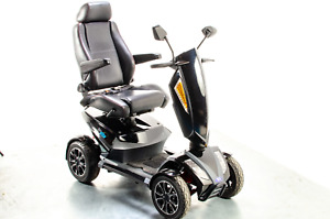 TGA Vita Sport Used Mobility Scooter 8mph All-Terrain Large Road Legal Bucket Se