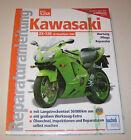 Repair Manual Kawasaki ZX 12R Ninja from Model Year 2000