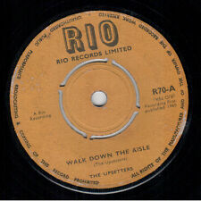 UPSETTERS - WALK DOWN THE AISLE / SO BAD - RIO