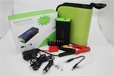 High power 12V Portable Jump Starter Mobile Power Bank Booster Battery Charger
