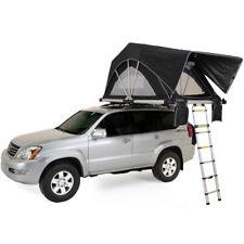 "Freespirit SUV Truck RTT Roof Top Car Camping  55"" Outdoor Black Tent Overland"