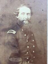 New listing Union Officer, Lt. Col. John William Taylor Cdv