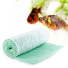Aquarium Fish Tank White Economic Foam Sponge Biochemical Filter Media Pad 12m!