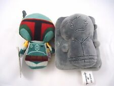 2015 SDCC/NYCC Hallmark ornament Boba Fett/Han Solo in carbonite Itty Bittys set