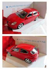 Promo Alfa Romeo Giulietta Rojo Mondo Motors 1/43 Nuevo Caja Original