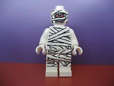 New Lego Mummy White Version with Red Eyes
