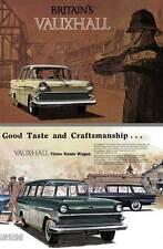 Britains Vauxhall 1960 - Vauxhall Victor Super & Victor Estate Wagon