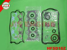 Honda 92-95 Civic Si/EX del Sol Si D16Z6 1.6L VTEC Full Gasket Set HFSD16Z