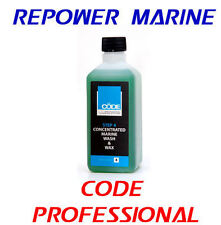 Marine / Boat Wash & Wax, Code Professional Products, with carnauba wax