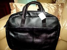 Boccaccio- New real leather laptop/travel bag