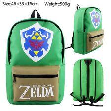 The Legend of Zelda backpack school bag Travel shoulder bag anime bags new