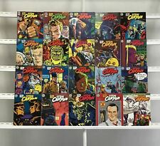Steve Canyon Kitchen Sink Comix  20 Lot Comic Book Comics Set Run Collection Box