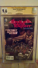 Batman: The Dark Knight #15 (Scarecrow) CGC 9.6 AUTOGRAPHED by DAVID FINCH