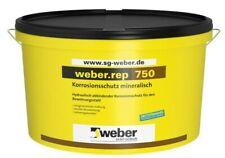 Weber.rep 750 mineralisch Hydraulisch abbindender Korrosionsschutz Bewehrungssta