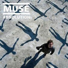 CD + DVD MUSE Absolution Edition limitée France RARE