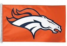 Denver Broncos 3x5 House Flag [NEW] NFL Banner Sign Fan Wall Man Cave