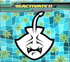 REACTIVATE 11 -Stinger Beats & Techno Rays 2-CD (Best Of Trance/Scot Project)