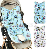 Baby Stroller High Chair Seat Cushion Liner Mat Pad Cover Cushion Pillow Cotton