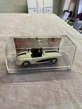 VITESSE 1/43 1960 60 CORVETTE  WHITE IN BOX