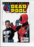 Deadpool #54 vs The Punisher Steve Dillon Cover Marvel Comics 2001