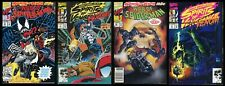 Spirits of Venom Comic Set 1-2-3-4 Lot Web of Spider-Man 95 96 Ghost Rider 5 6