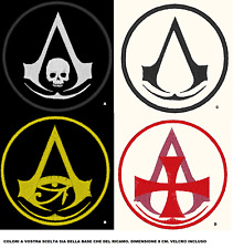Patch toppa ASSASINS CREED ASSASSIN'S UNITY ORIGINS CREDO EZIO XBOX PLAYSTATION