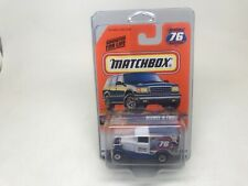 MATCHBOX-1999-TOY SHOW-HERSHEY-MODEL A FORD-IN HARD PLASTIC-NEW-#76 SPECIAL ED.