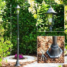 Lampadaire extérieur Lampe de jardin Réverbère Borne d'éclairage Lanterne 142096
