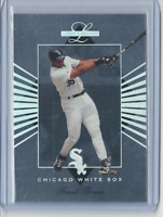1994 Leaf Limited #24 - Frank Thomas Chicago White Sox HOF - Mint