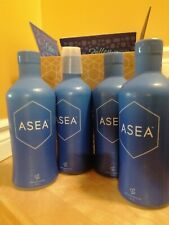 ASEA REDOX Dietary Supplement 4 bottles , ASEA REDOX Cell Signaling