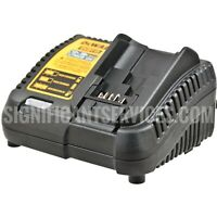 New DeWALT DCB115 12V 20V 20 VOLT Max 2.0 4.0 5.0 6.0 Ah Li-ion Battery Charger