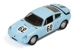 Simca Abarth 1300 Arbre Double #62 (Retired) le Mans 1962 Balzarini 1:43 LMC148