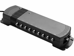 ANTIFERENCE A281LT 8 WAY T.V AERIAL DISTRIBUTION AMPLIFIER 8/16DB F-TYPE LTE