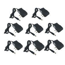 Lot8 AC TO DC 12V 1A 1000mA Security Camera Power Supply Adapter Surveillance