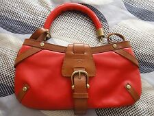 Burberry Prorsum Red Handbag VERY RARE!!!!