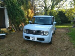 2003 Nissan Cube 1.4 Automatic- Spares or repair