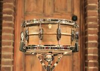Ludwig CopperPhonic Raw Patina Finish 6.5x14 LC663 B-Stock Snare Drum - New!