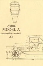 FORD 1928-1931 Model A Restoration Manual