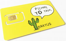 Czech SIM card - active, ready for use