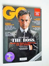 GQ   Giugno 2010 -- JOSE' MOURINHO, 24 ORE DI LE MANS, FLAVIO BRIATORE
