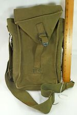 1951 U.S. Army Paratrooper Ammunition Carrying Grenade Bag Pack Harian Stitch Co