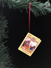Babysitters Club Miniature Book Christmas Ornament